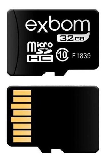 Cartão De Memória Micro Sd 32gb Classe 10 Original Promoção