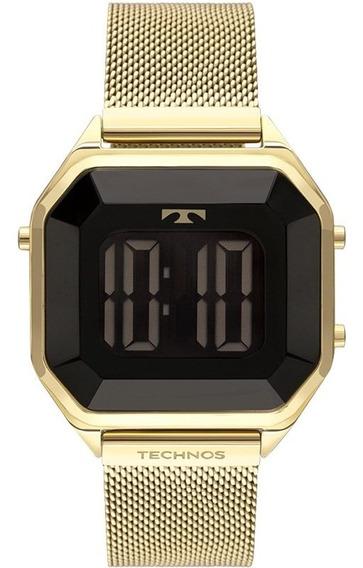 Relógio Technos Feminino Bj3851aj/4p