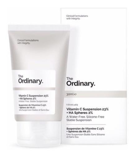 The Ordinary - 23% Vitamin C Suspension + Ha Spheres 2%