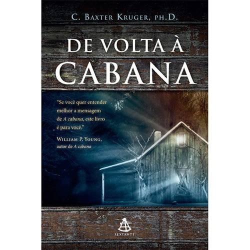 Livro - De Volta À Cabana