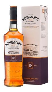 Whisky Bowmore 18 Años Islay Single Malt C/estuche