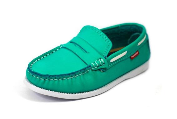 Zapato Mocasín Antifaz Niño Calzado Papoútsi Disponible Cinco Colores Envió Gratis