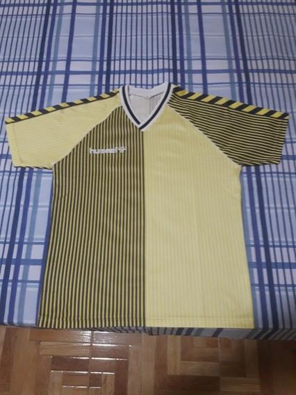 Hummel Camisa Médio Cor Bege 1987