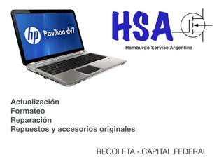 Cambio Pin De Carga Notebook Hp - Laptops y Accesorios en