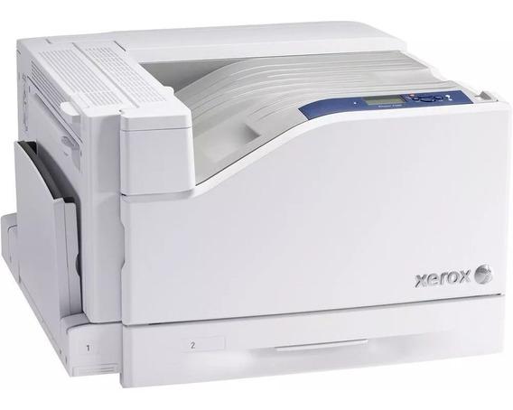 Impressora Laser Colorida A3 7500 Xerox Não É Multifuncional