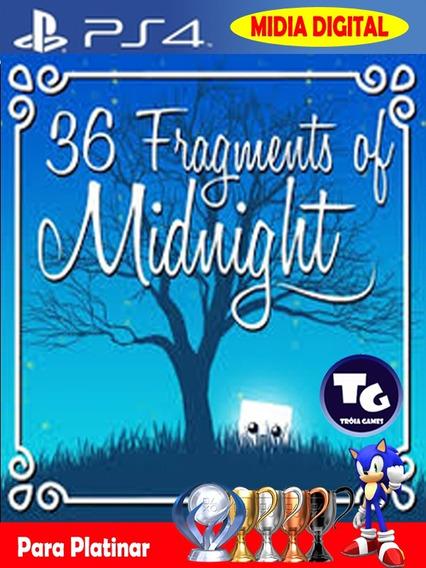 36 Fragments Of Midnight - 01 Dia - Platina Fácil