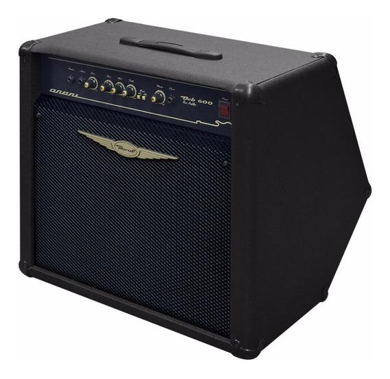 Amplificador Cubo Oneal Ocb600 Contra Baixo 200 Watts
