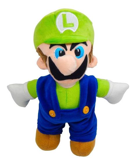 Peluche Mario Bros Luigi Mansion 30cm Super Galaxy World Kar