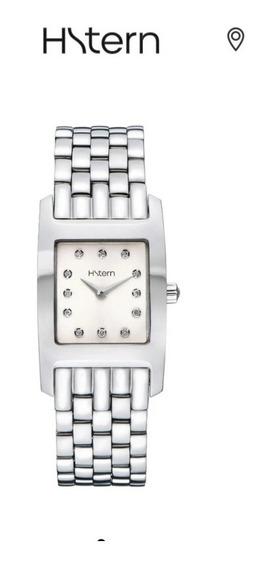 H.stern Relógio Com Diamantes. Original Certificado