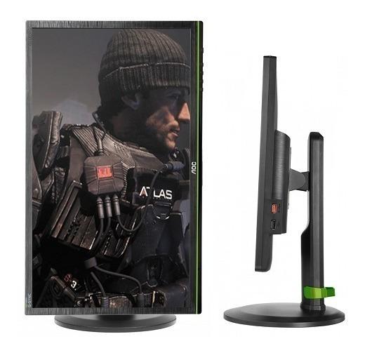 Monitor Aoc Gamer Gaming Nvidia G2460 Pg 1080p