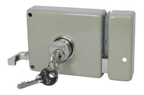 Cerradura Kinglock Izquierda Beige Gato 2201002 Ue 48