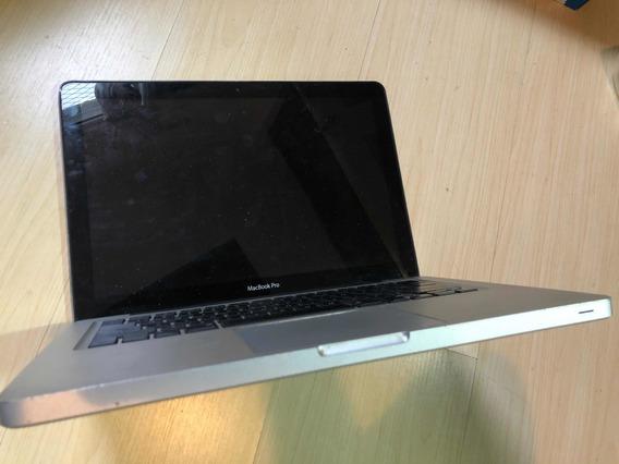 Macbook Pro 13 A1278 2010 Core2duo (com Defeito)