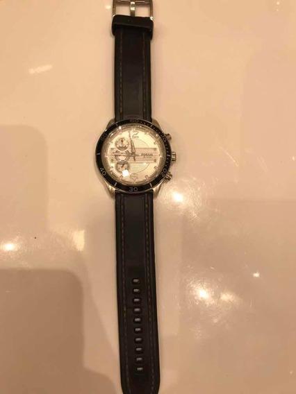 Relógio Fóssil Ch-2584 Em Ótimas Condições