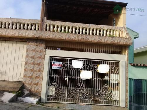 Imagem 1 de 1 de Sobrado Com 3 Dormitórios À Venda, 100 M² Por R$ 495.000,00 - Jardim Catanduva - São Paulo/sp - So0157