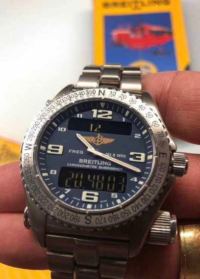 Relógio Breitling