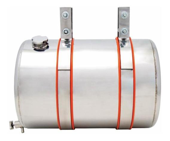 Barrica/corote/reservatório De Água Cromado Inox 30 Litros