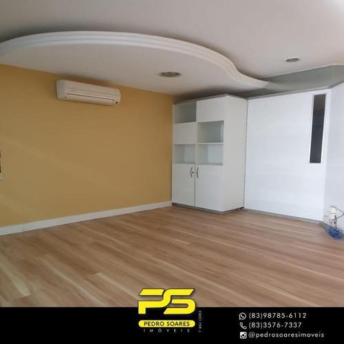 Imagem 1 de 2 de Sala Para Alugar, 39 M² Por R$ 1.100/mês - Parque Verde - Cabedelo/pb - Sa0239