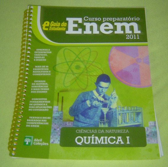 Guia Do Estudante Vestibular Enem 2011 - Química I