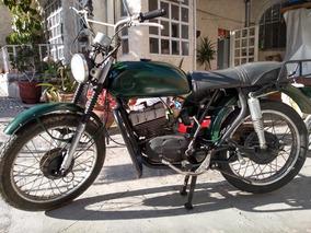 Carabela 125cc 2 Tiempos