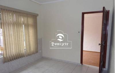 Casa Com 2 Dormitórios À Venda, 119 M² Por R$ 480.000 - Jardim Stella - Santo André/sp - Ca0845