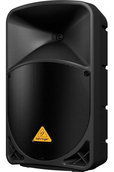 Caixa Amplificada Behringer B112d 2 Anos De Garantia