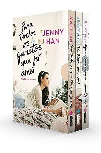 Box Para Todos Os Garotos Que Já Amei - Jenny Han Novo 3vol.