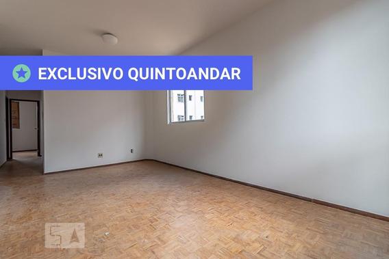 Apartamento No 2º Andar Com 3 Dormitórios E 1 Garagem - Id: 892948884 - 248884