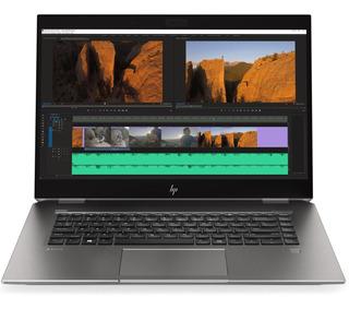 Hp Zbook Studio G5, Intel Core I7-8850h W10p