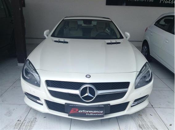Mercedes-benz Sl 350 3.5 V6 Gasolina 2p Automático 2013/2013