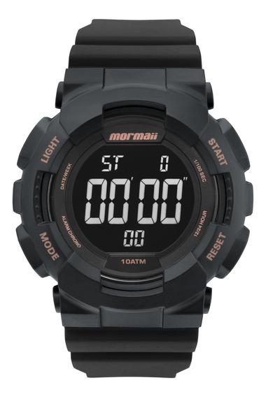 Relógio Masculino Mormaii Preto Digital Esportivo Ultra Surf