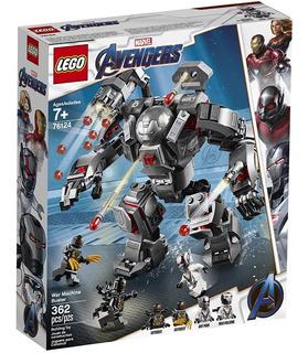 Lego 76124 War Machine Buster Marvel Avengers Endgame Nuevo