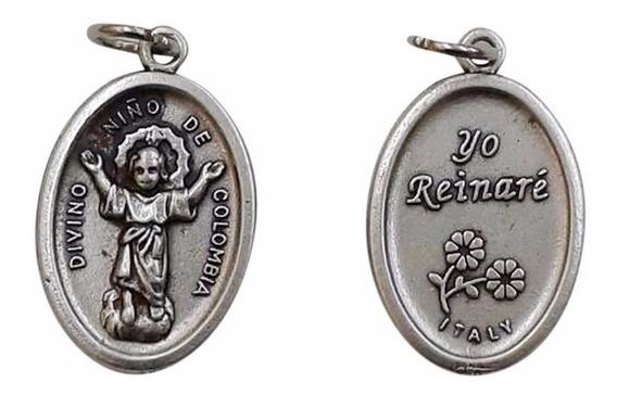 Medalla Divino Niño - 100 Pzs.
