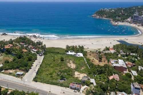 Terreno En La Playa Villa Marinero