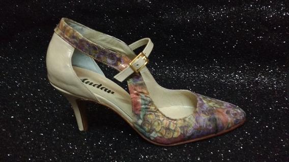 Zapatos Taco Alto Varios Modelos Talles 31 Al 45