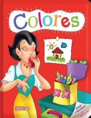 Imagen 1 de 5 de Juega Y Descubre Con Ventanas Colores - Libro Infantil