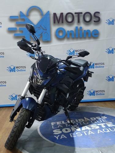Bajaj Dominar 250 Modelo 2022