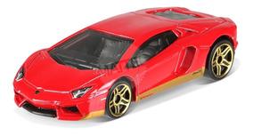 Hot Wheels - Lamborghini Aventador Miura Homage - Fjy02