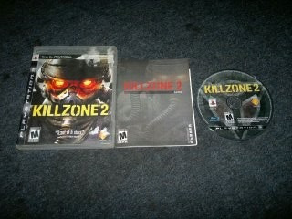 Killzone 2 Completo Para Play Station 3,excelente Titulo