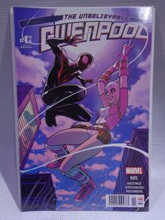 Unbelievable Gwenpool Vol.5 Marvel Televisa 2018