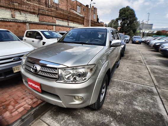Toyota Fortuner Urbana Aut 2,7 Gasolina 4x2