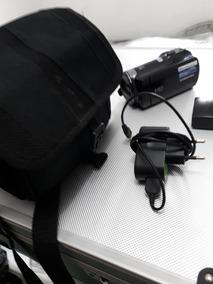 Filmadora Samsung Hd Snsor Hmx F80
