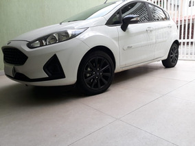 Ford Fiesta 1.6 16v Se Style Flex 5p 2018
