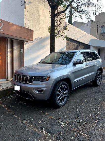 Jeep Grand Cherokee 3.7 Limited Lujo 3.6 4x2 At 2018 V6