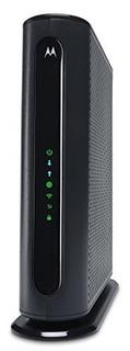 Motorola Mg7540 16x4 Cable Módem Más Ac1600 Banda Dual Wi Fi