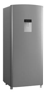 Refrigerador Hisense RR63D6WGX plata 173L 110V