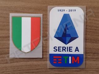 Patch Campeonato Italiano - Futebol com Ofertas Incríveis no