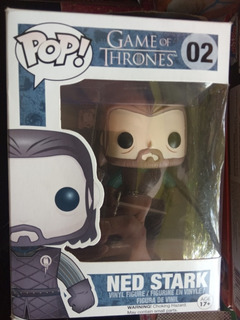 Funko Pop! Ned Stark Game Of Thrones #02