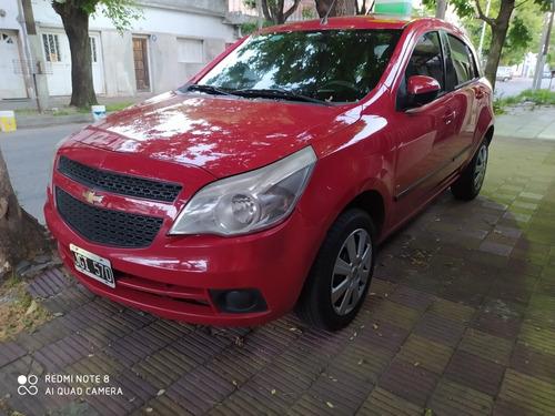 Chevrolet Agile Lt