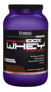 Prostar 100% Whey 2lbs (907g) - Chocolate