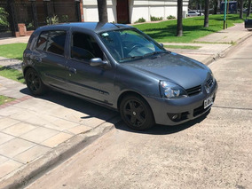 Renault Clio 2 Campus Pack Ii Inmaculado